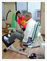 リハビリと機能訓練に特化した介護予防型の短時間デイサービスをご提供いたします。